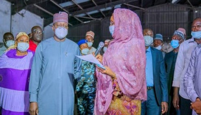 Distribution of over 41,000mt grains to 5 million households ongoing, says FG