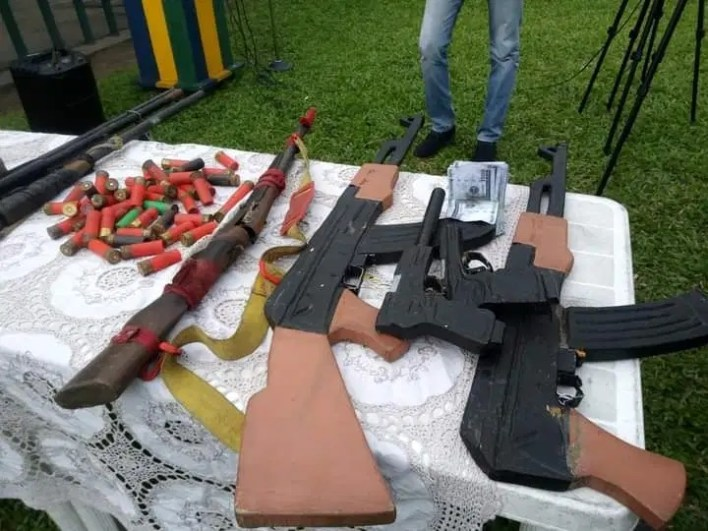 I gave wooden guns to movie makers, not kidnappers, Lecturer reveals