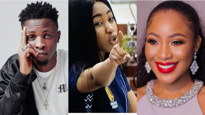 Laycon finally breaks silence on his fight with Erica