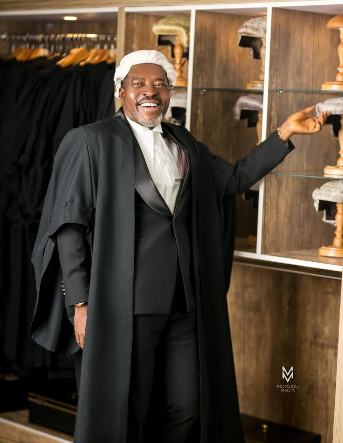 Nollywood actor, Kanayo O Kanayo finally called to bar as a professional Lawyer