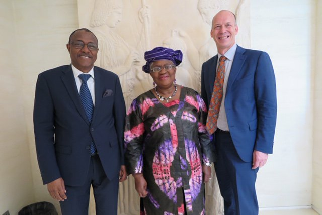 Okonjo Iweala allegedly 'ditches' Nigerian Citizenship