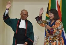 Minister De Lille claims she is DA's target in a smear tactic