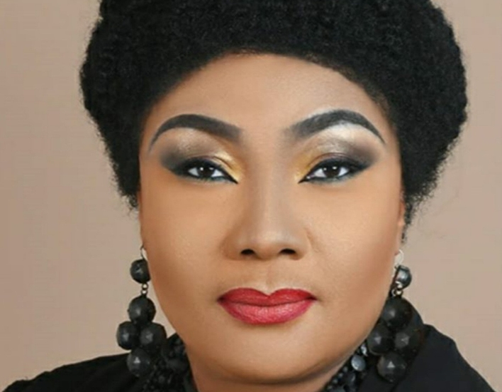 Receive sense in Jesus name - Eucharia Anunobi prays for ladies who date married men