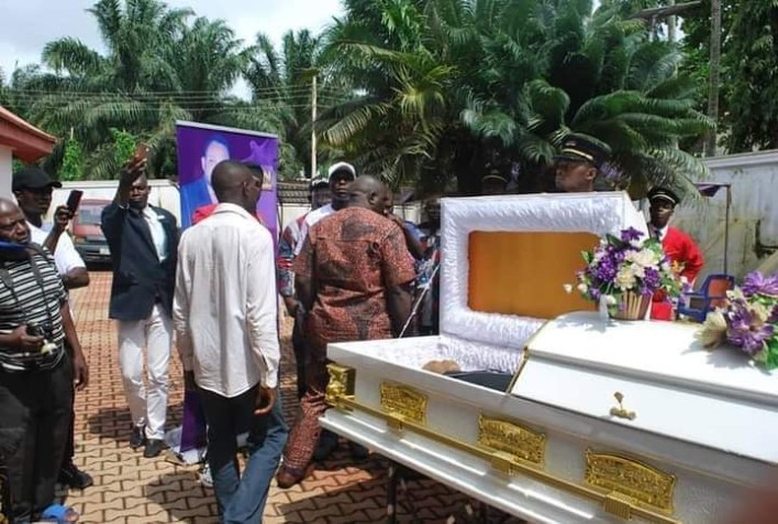 Senator Okoro laid to rest in Nsukka