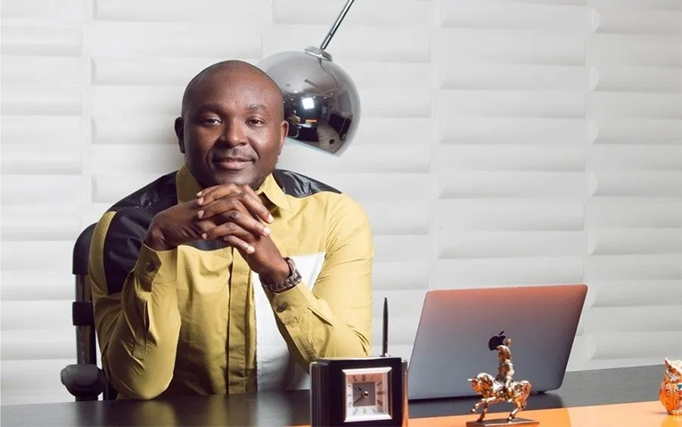 Akin Alabi reveals what people who get chance to work with high network people should do