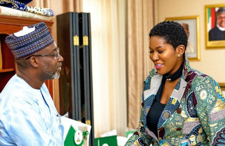 Stephanie Linus appointed National OPS-WASH ambassador