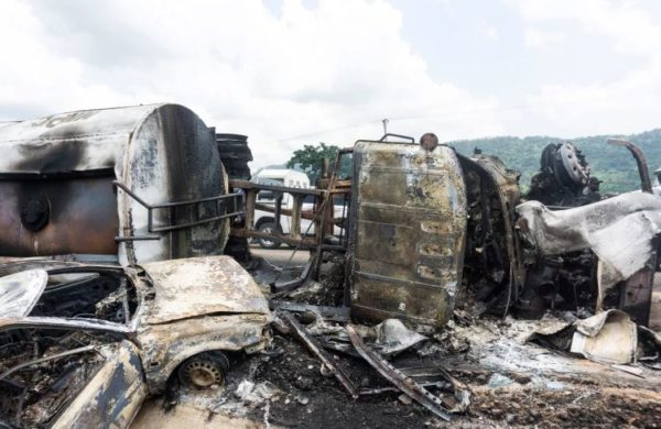 Fuel truck fire kills 23 including students in Nigeria