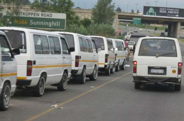 Taxi associations in Joburg dissolved following deadly dispute