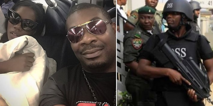 Without Social Media Bill passage, Don Jazzy, Tiwa Savage quizzed by DSS over 'social posts'
