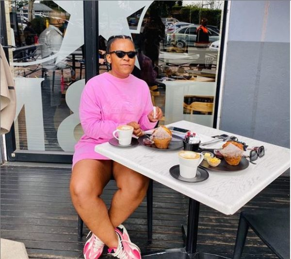 Watch: Zodwa Wabantu slammed over son's gold tooth