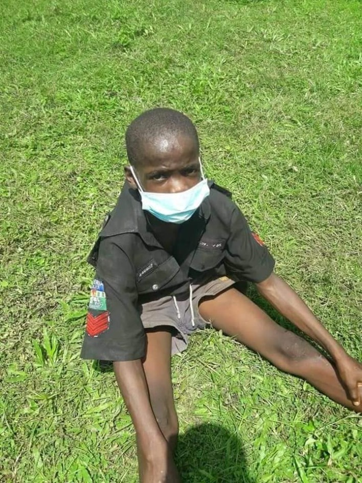 Police free 11-yr-old boy who was arrested over his alleged involvement in attack on Edo police station