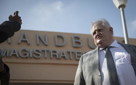 Agrizzi remains unconscious in ICU, says lawyer