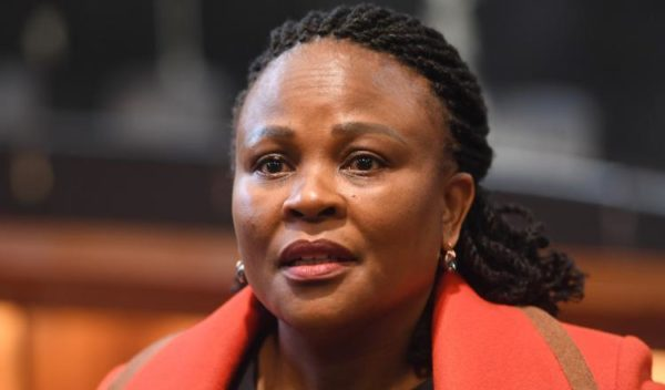 Public Protector Mkhwebane's report on the Financial Services Board set aside