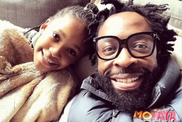 DJ Sbu celebrates daughter's 7th birthday