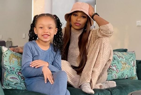 DJ Zinhle has a big announcement related to Kairo Forbes   Watch the space!