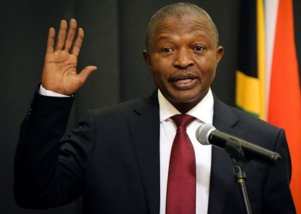 LIVE: Deputy President Mabuza answers questions on the state of the economy