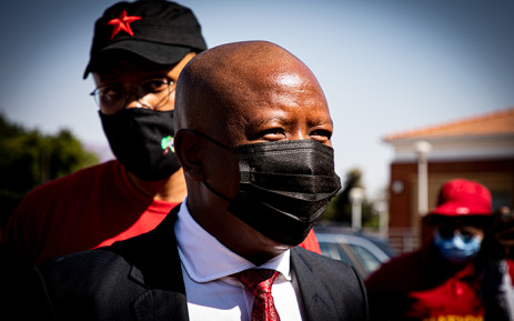 Malema, Ndlozi lawyer try to present Venter as an unreliable witness