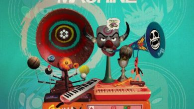 Gorillaz Ft. Moonchild Sanelly - With Love To An Ex | Mp3 Download