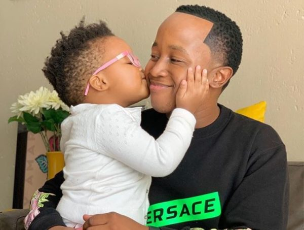 Junior De Rocka and Sbahle bond in matching outfit – Photos