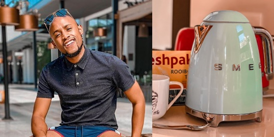 """Mohale reveals his true identity: """"I am Young, I am Gifted, I am Black"""""""