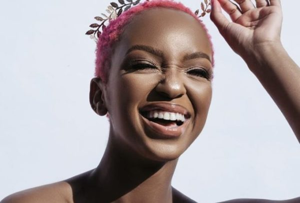 Nandi Madida joins international family, A3 Artists Agency