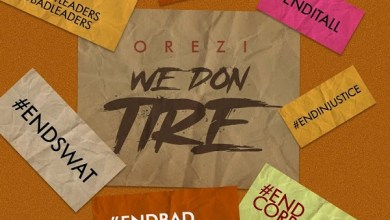 Orezi - We Don Taya | Mp3 Download