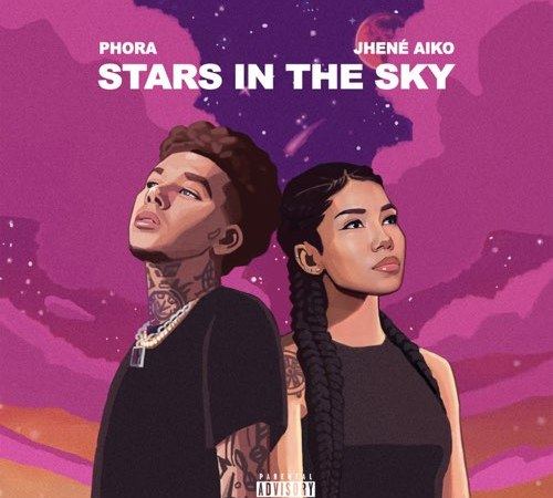 Download Mp3 : Phora Ft. Jhené Aiko - Stars in the Sky