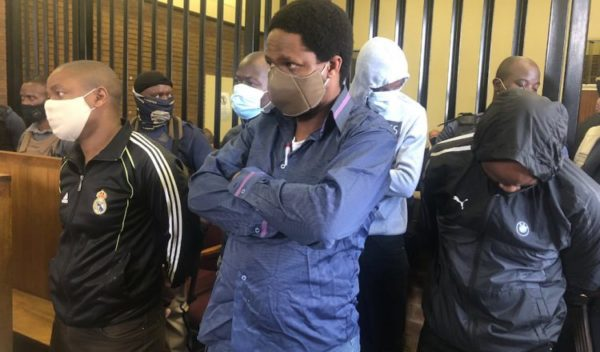 Meyiwa murder suspects not willing to go into dock