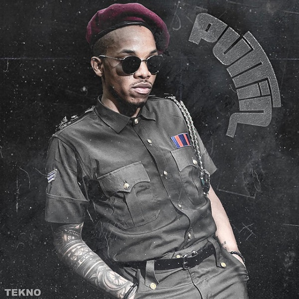 Tekno - Puttin (Prod. by Spax)