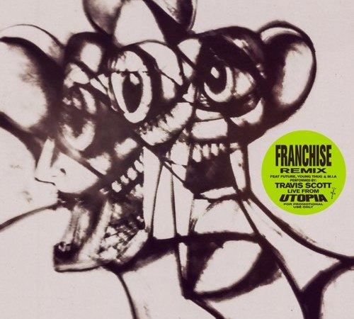 Travis Scott Ft. Future & Young Thug & M.I.A. - FRANCHISE (REMIX)