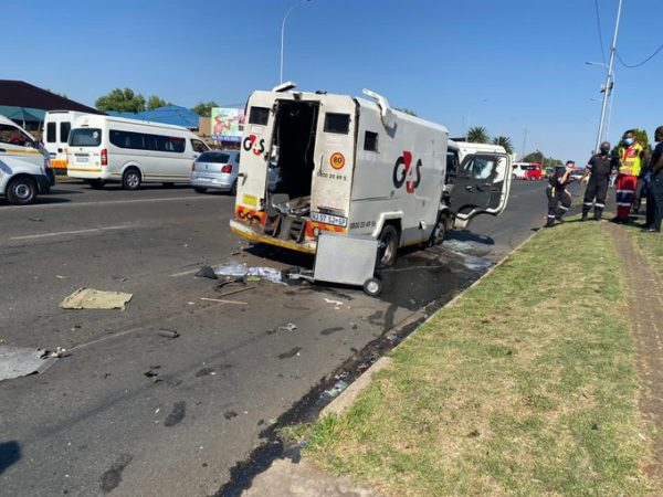 WATCH: Tow truck driver murdered after pursuit of CIT heist robbers – reports