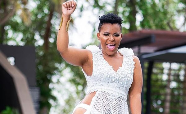 Zodwa Wabantu is building an empire for her business – Photo