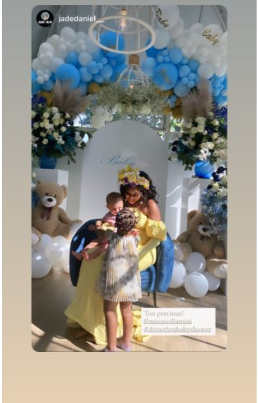Check out some of the snaps at Minnie Dlamini's baby shower