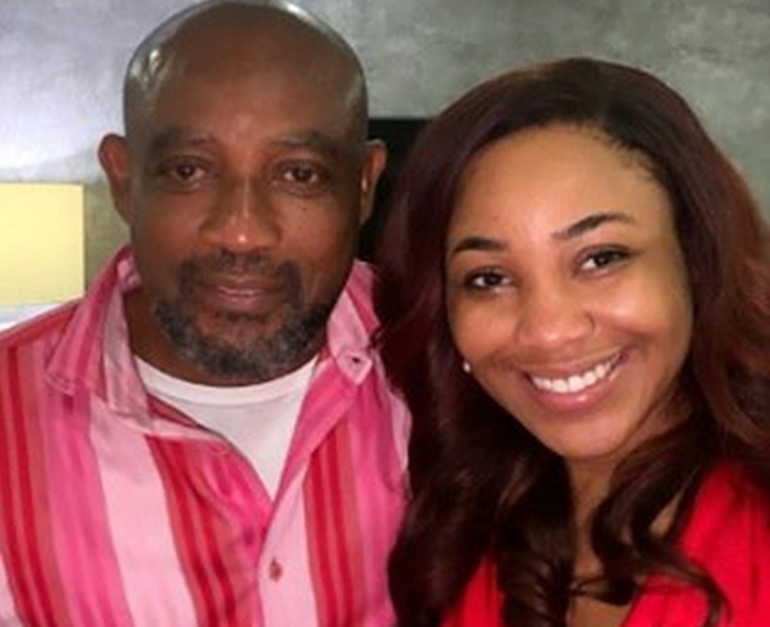 BBNaija's Erica All Smiles As She Reunites With Her Father