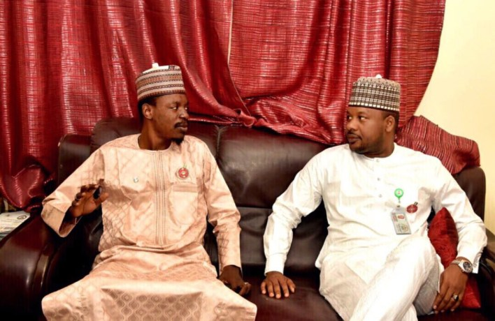 Buhari's aide, Ahmad denies having a hand in Governor Ganduje's media aide, Yakasai's suspension