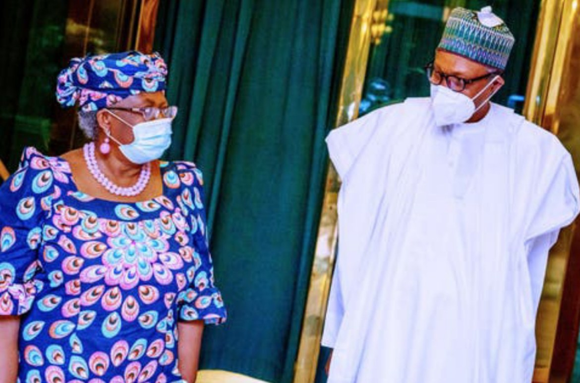 We'll make sure Okonjo-Iweala's WTO ambition is realised, FG declares