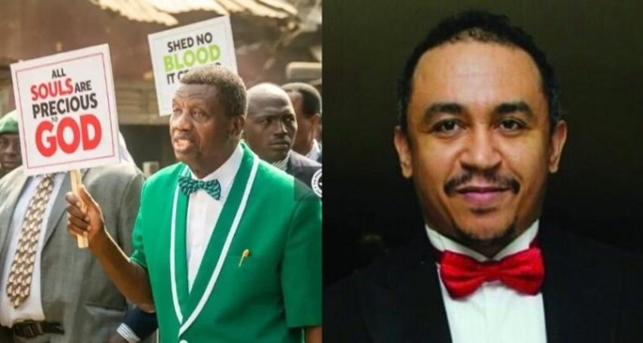 Daddy Freeze Commends Pastor Adeboye's Support For #EndSARs