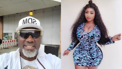Dino Melaye reacts to viral video of him and an Instagram celebrity in a hotel room