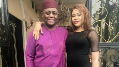 Watch throwback Video of Femi Fani-Kayode and ex-wife, Precious  rubbishing domestic violence claims in 2018