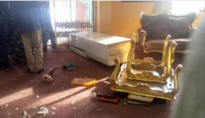 #EndSARS: 3 protesters feared dead in Ogbomosho after alleged attack on Soun's palace