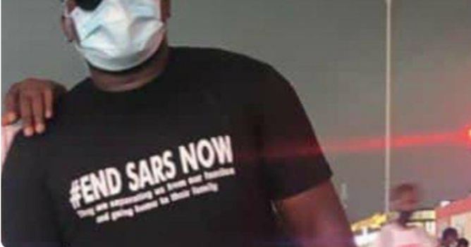 #EndSARS: Abuja protester who was stabbed by thugs dies in hospital