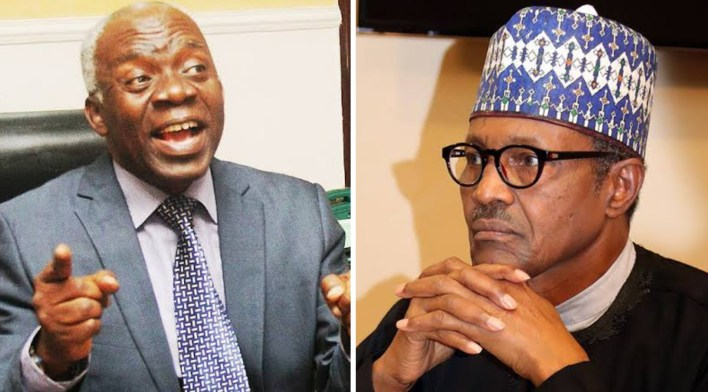#EndSARS: Falana warn Buhari's govt over use of Army against protesters