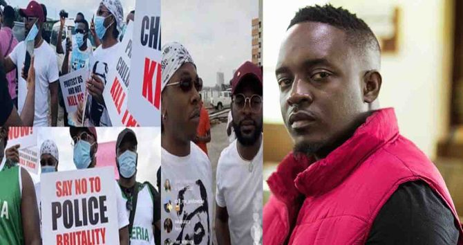 EndSARS protest: Why I did not join Falz, Runtown – M.I reveals