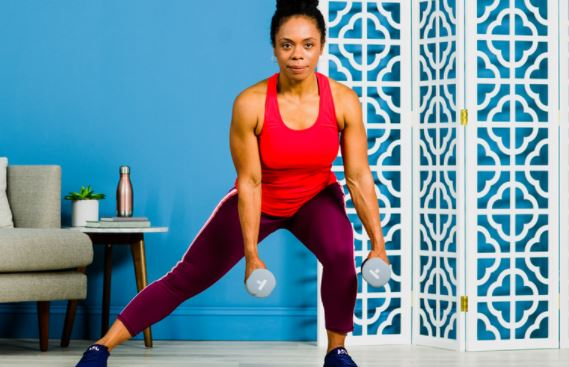 7 best leg exercises for women to try at home