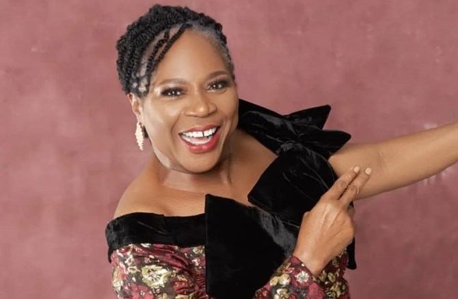 Female singers should stop shaking bumbum, men don't do it, Onyeka Onwenu