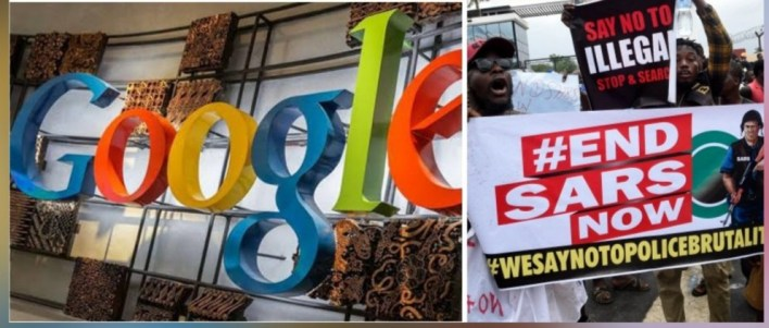 Google states position on #EndSARS campaign