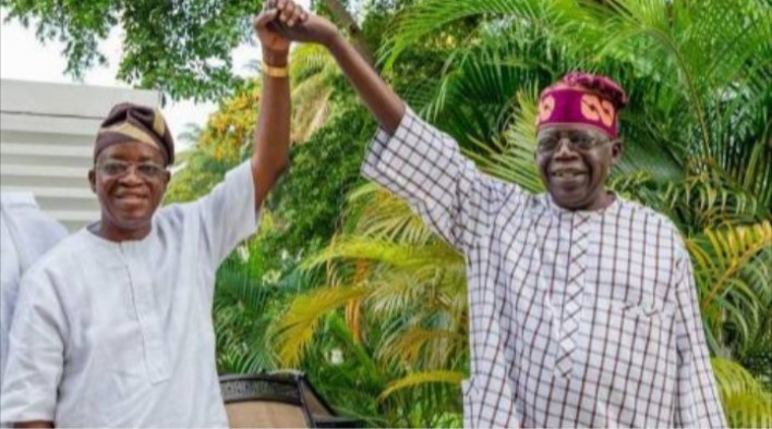 How Bola Tinubu used Osun Governor, Oyetola, others as fronts for Alpha Beta, Dayo Apara reveals
