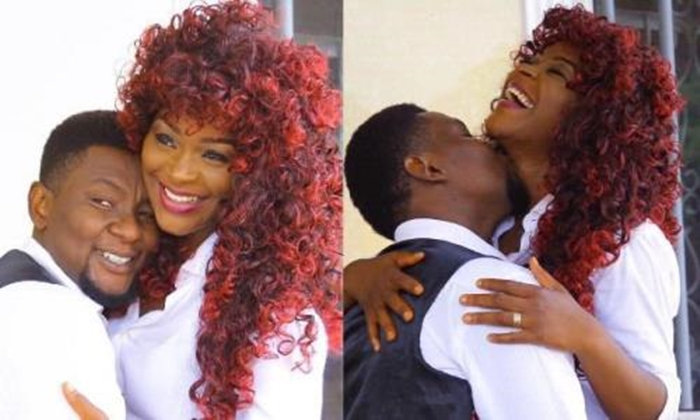 Colleagues ignore Chacha Eke 24 hours after she revealed her baby bump