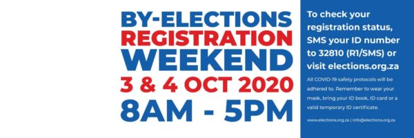 IEC appeals to eligible voters to register for by-elections