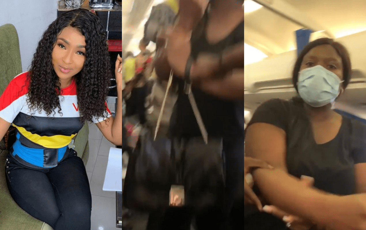 Lady prevents aircraft from flying because of her expensive bag